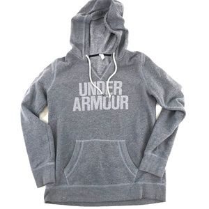 Under Armour Tops - Under Armour Women's V-Neck Loose Fit Hoodie Small